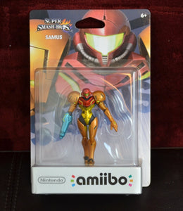 Samus Amiibo (New in Box)