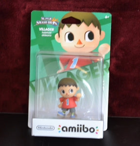 Villager Amiibo (New in Box)