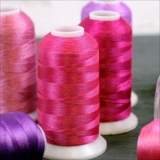 Exquisite Polyester – 1000 Meter (Colors 451 - 909)