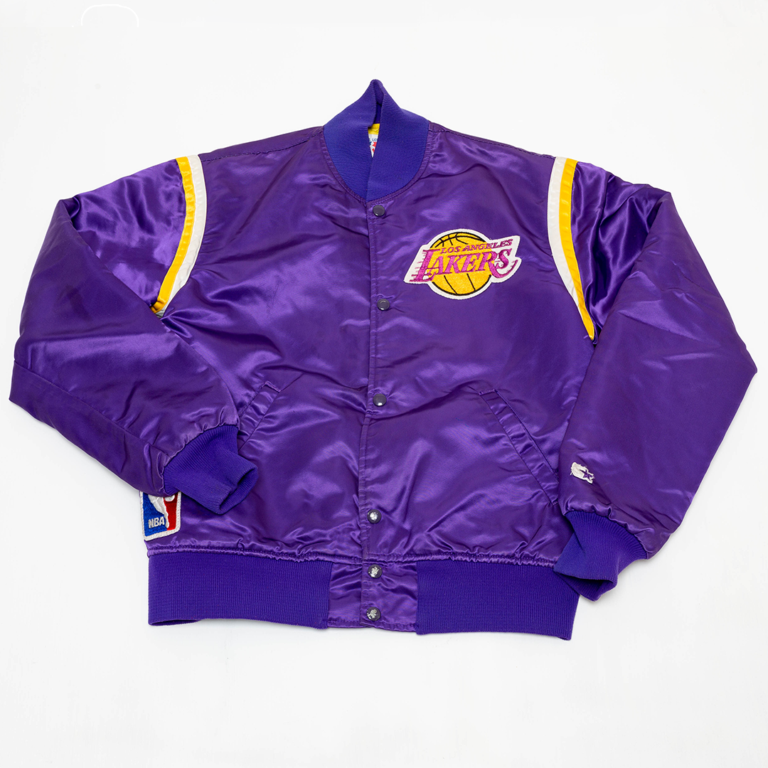 90's Los Angeles Lakers Starter Jacket