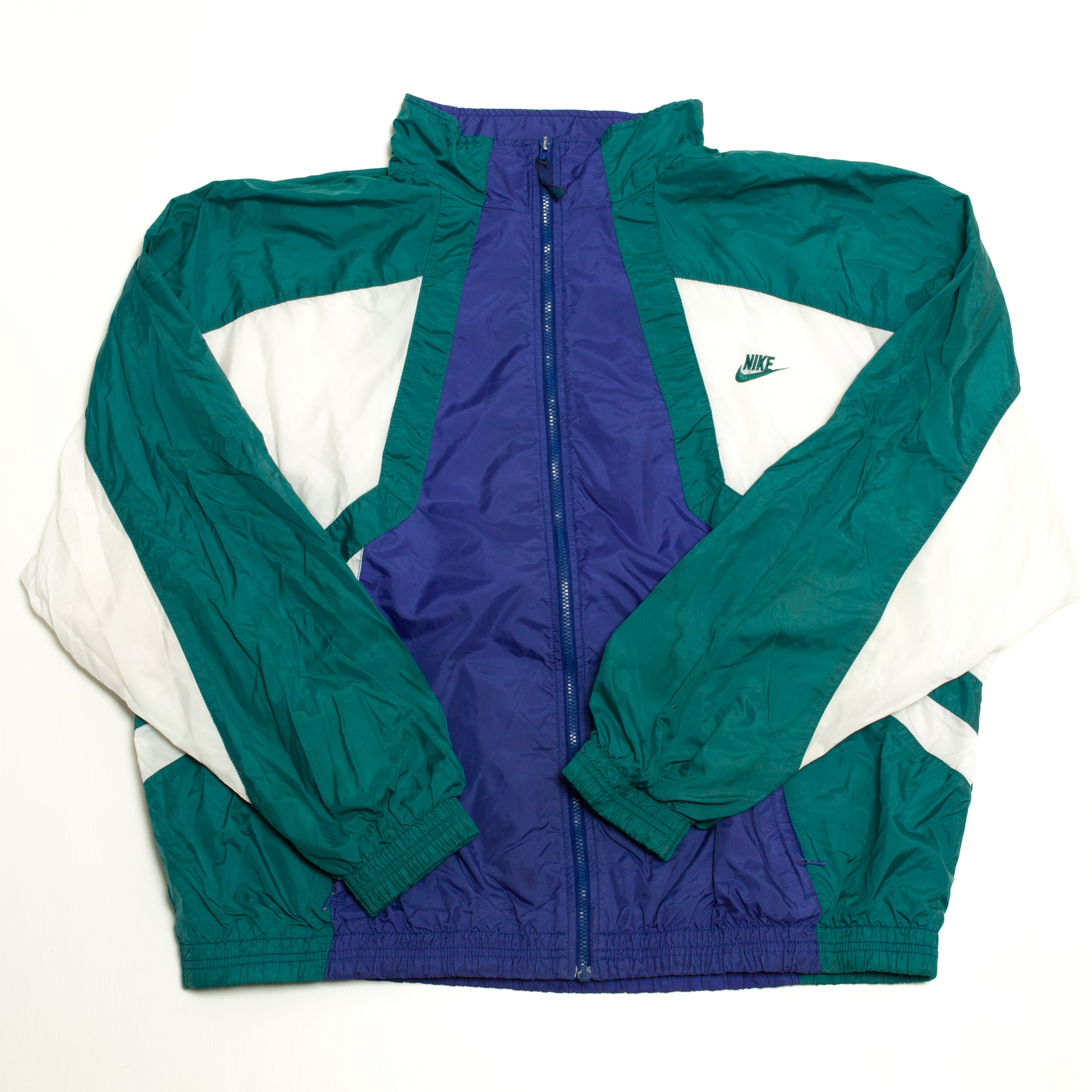 Vintage 90's Nike Wind Breaker Jacket