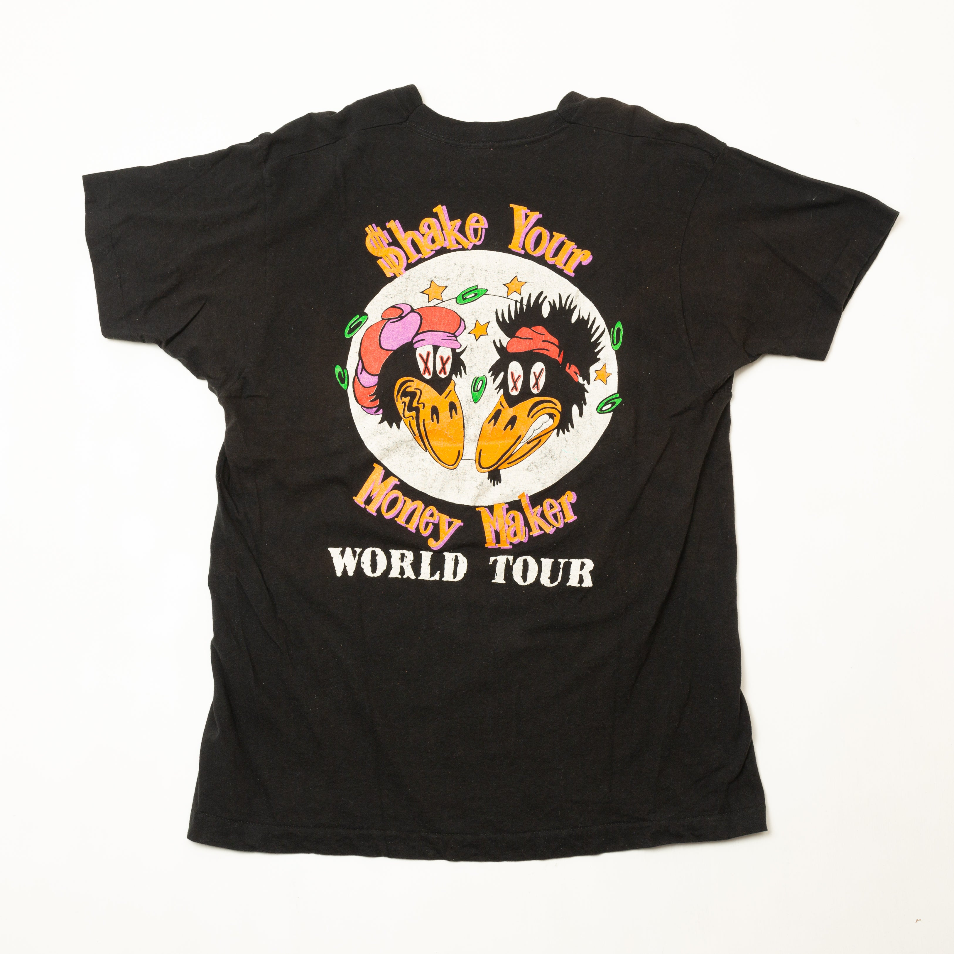 1990 The Black Crowes Shake Your Money Maker Tour T-Shirt