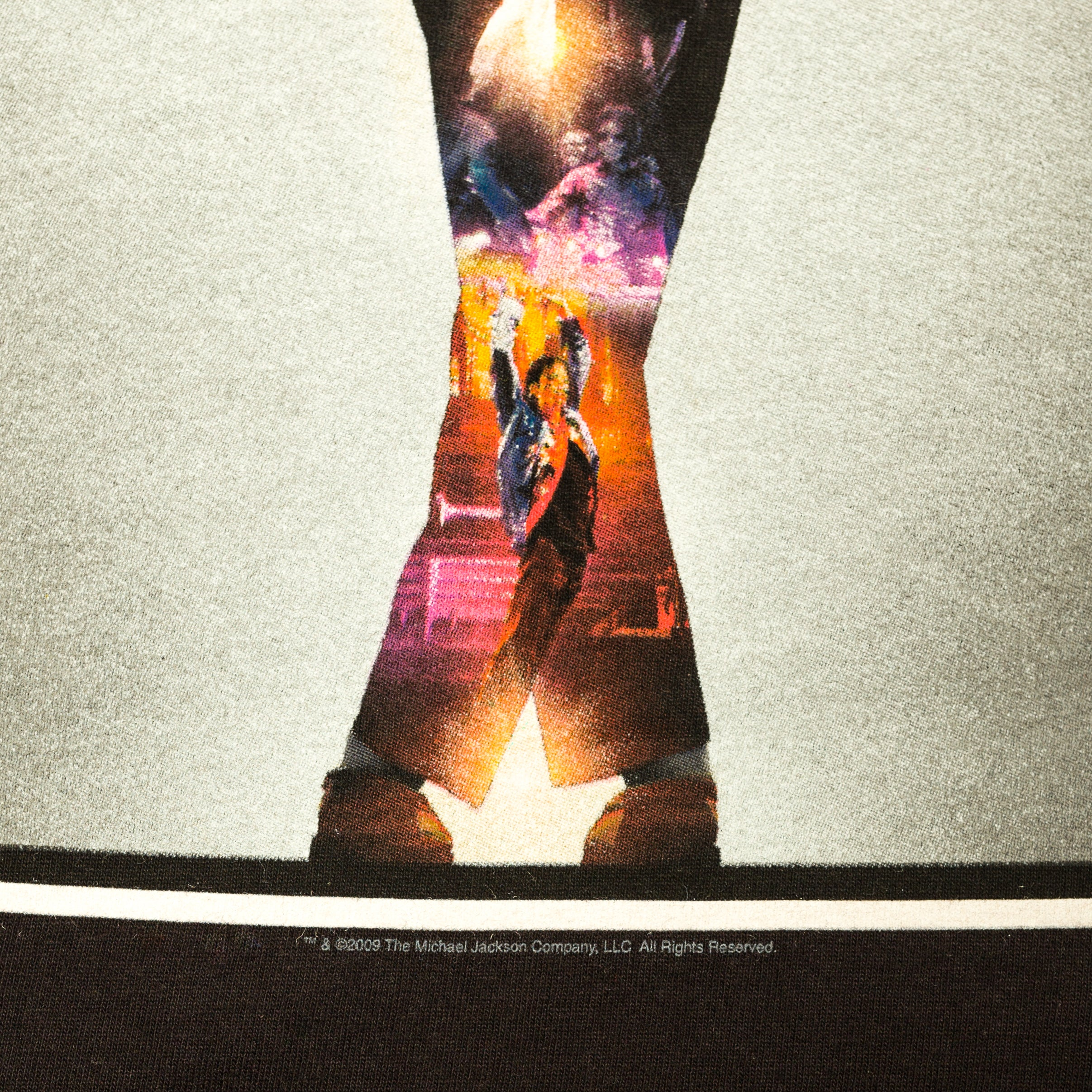 2009 Michael Jackson This Is It Movie Promo T-Shirt