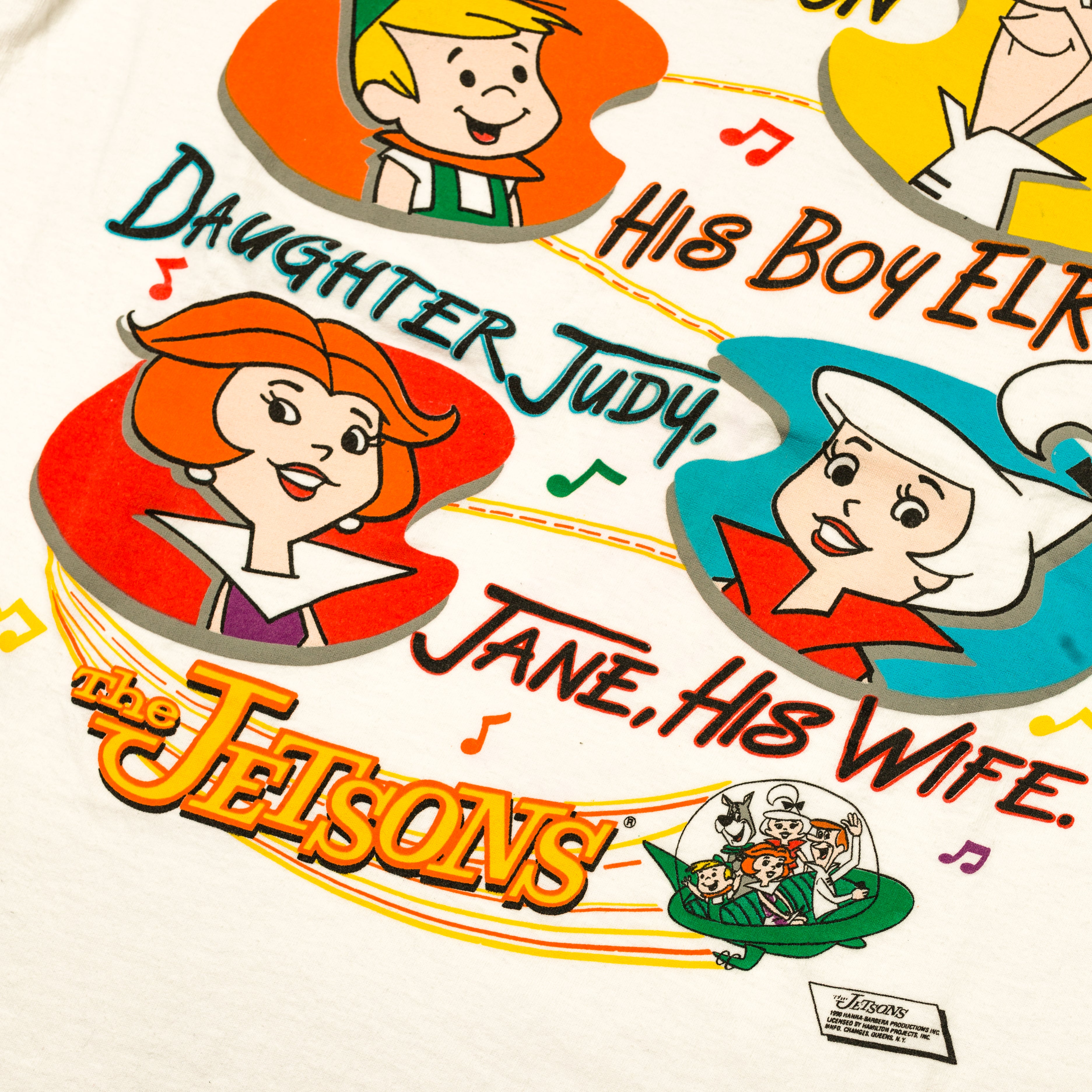 Vintage 1990 The Jetsons T-Shirt