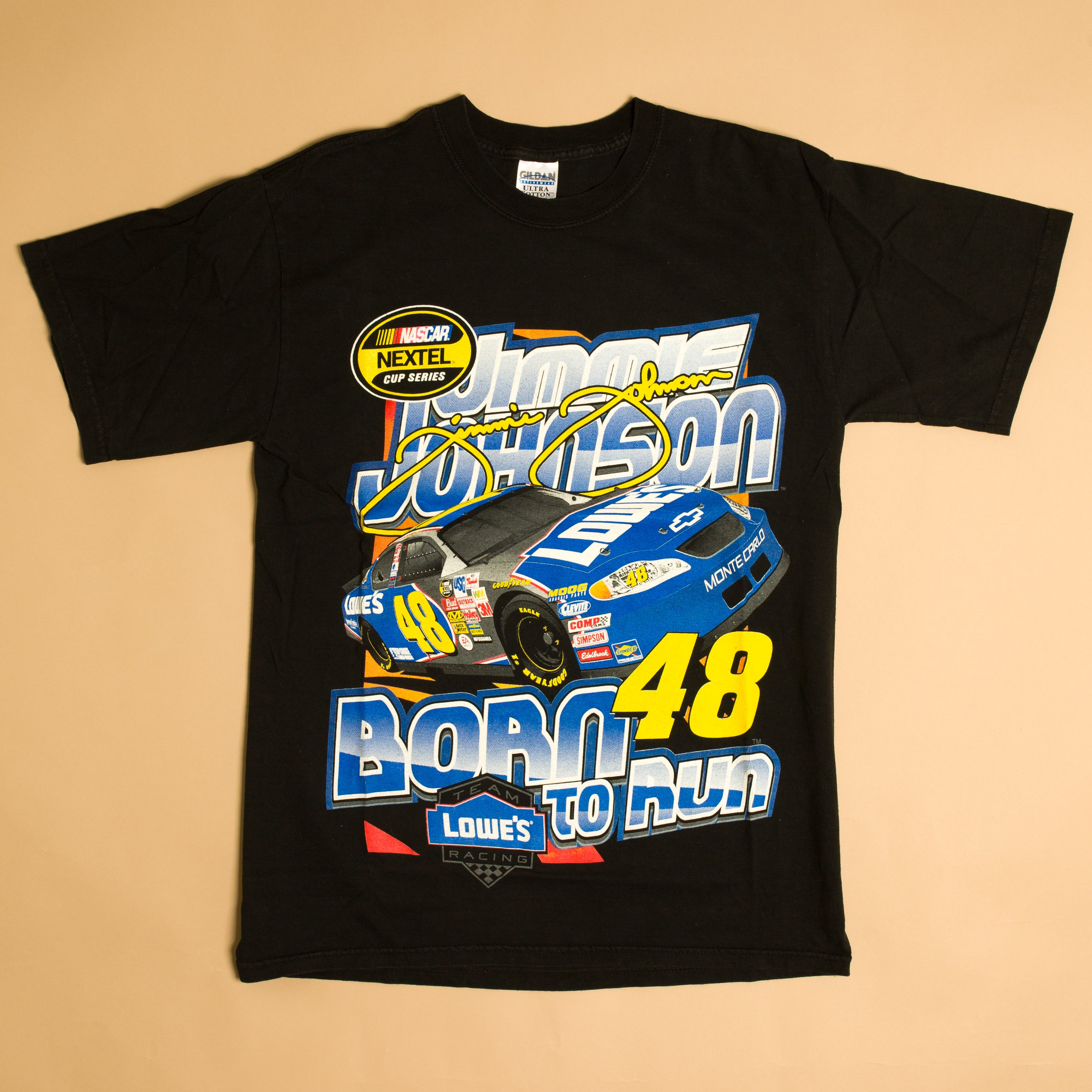 2004 Jimmie Johnson Nextel Cup Nascar T-Shirt