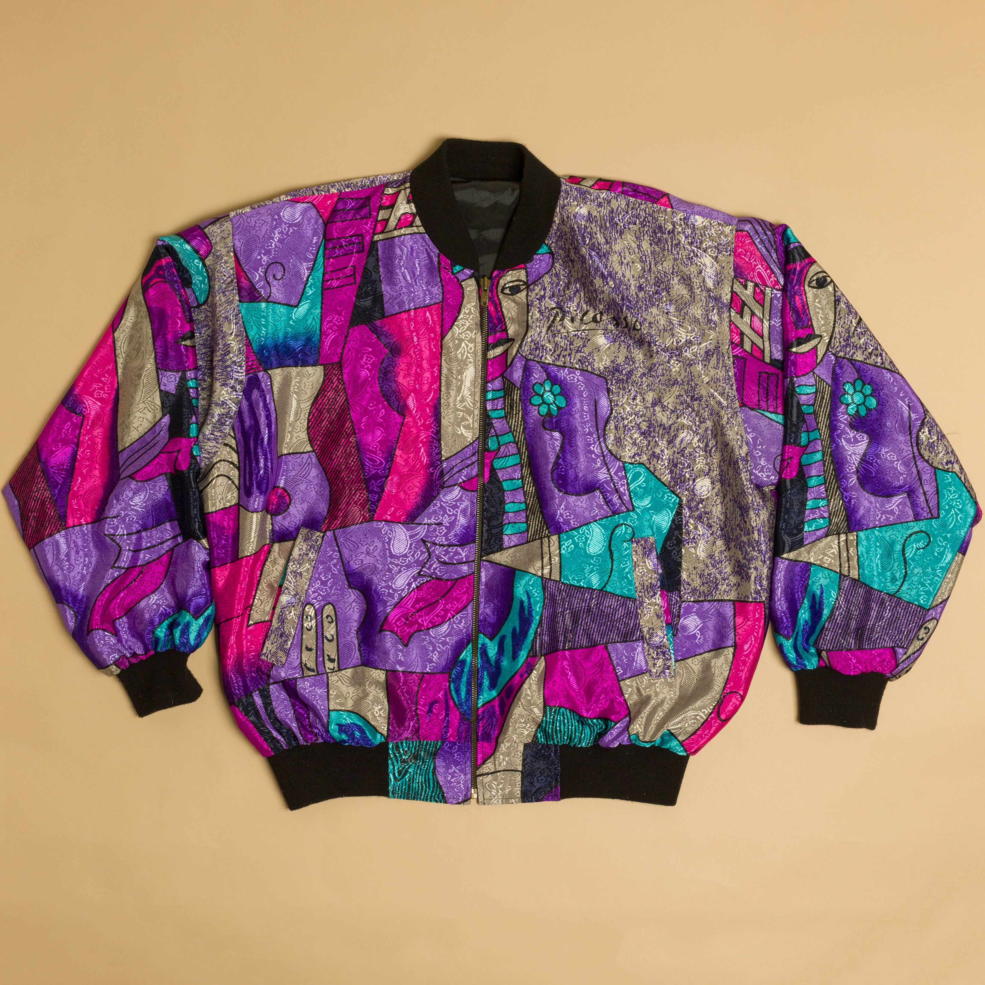 Vintage 90's Picasso Jacket