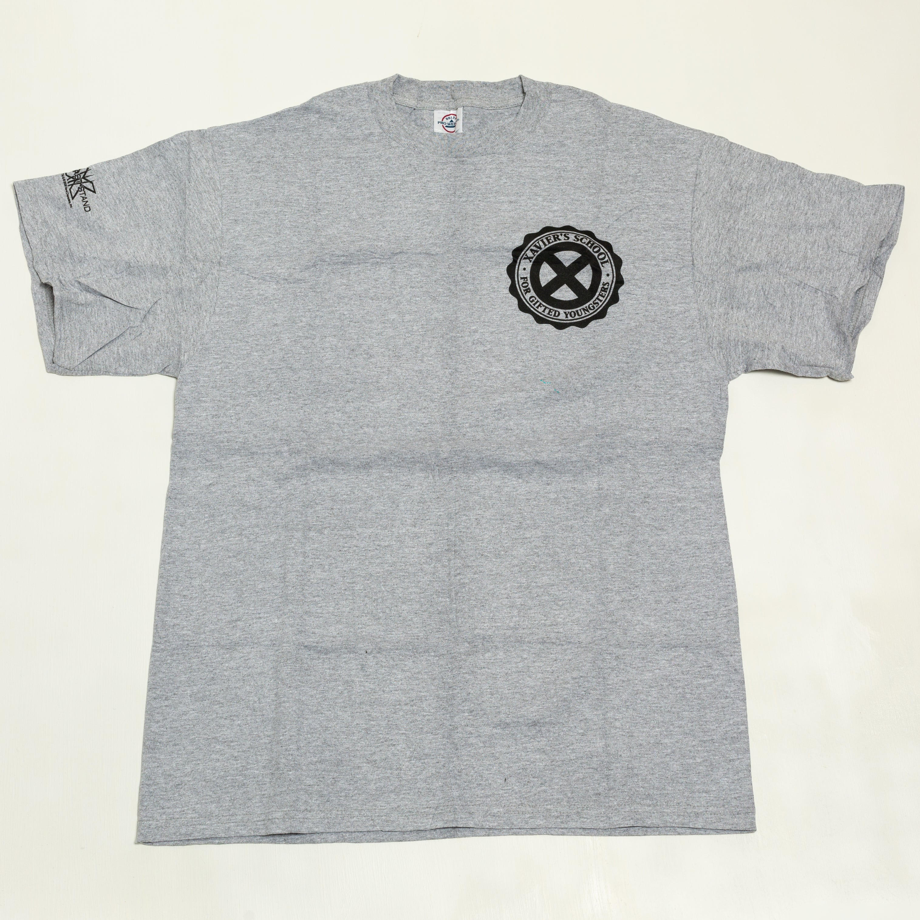 2004 X-Men Last Stand Movie T-shirt
