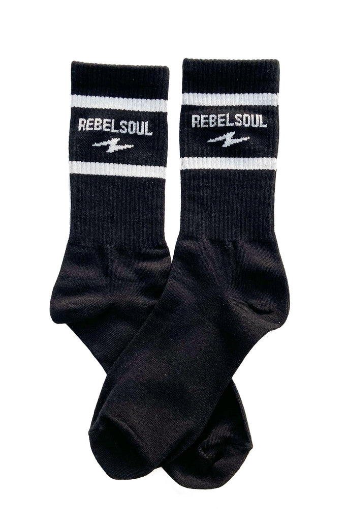 Rebel Soul Bolt Socks
