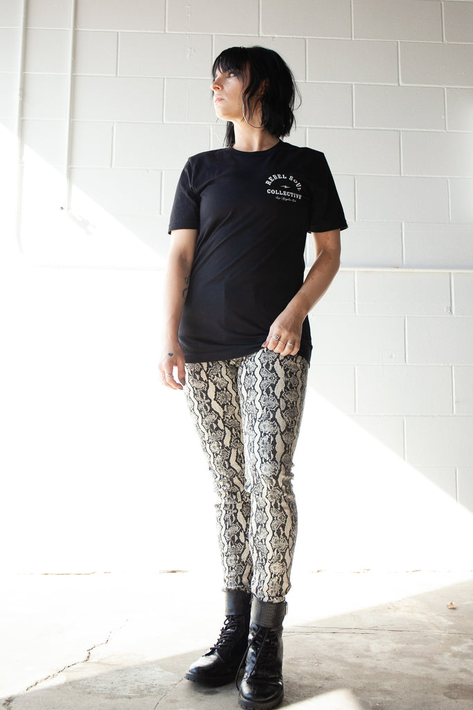 No Rest Tee - REBEL SOUL COLLECTIVE FEMINIST GRAPHIC TEES