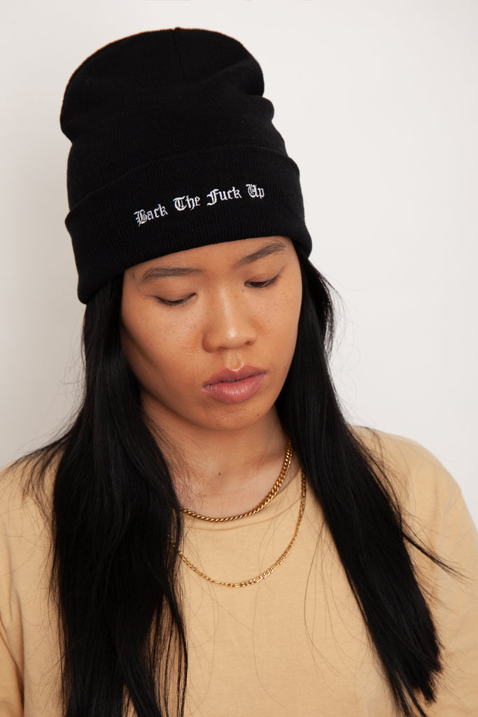 Back Up Beanie