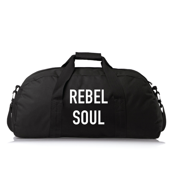 REBEL SOUL DUFFLE BAG