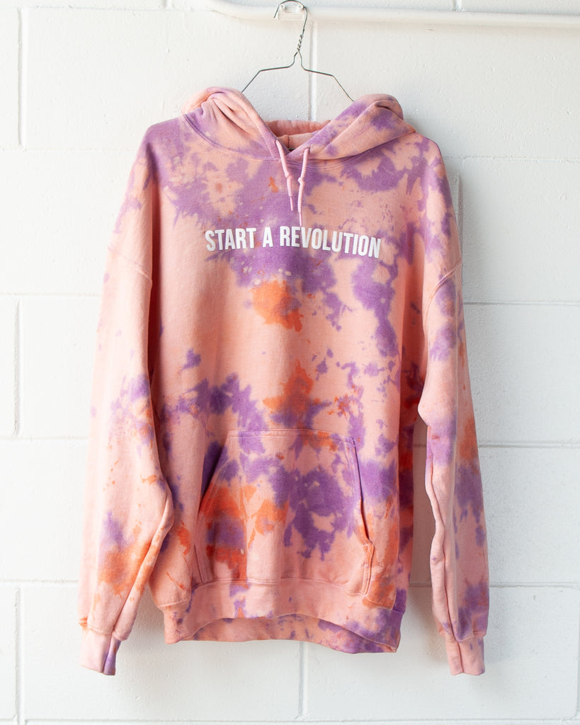 Custom Sweatshirt - Revolution Preorder - REBEL SOUL COLLECTIVE FEMINIST GRAPHIC TEES