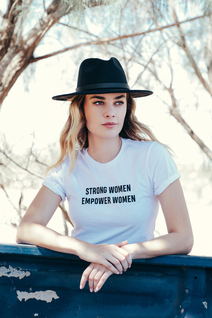 STRONG WOMEN EMPOWER TEE II
