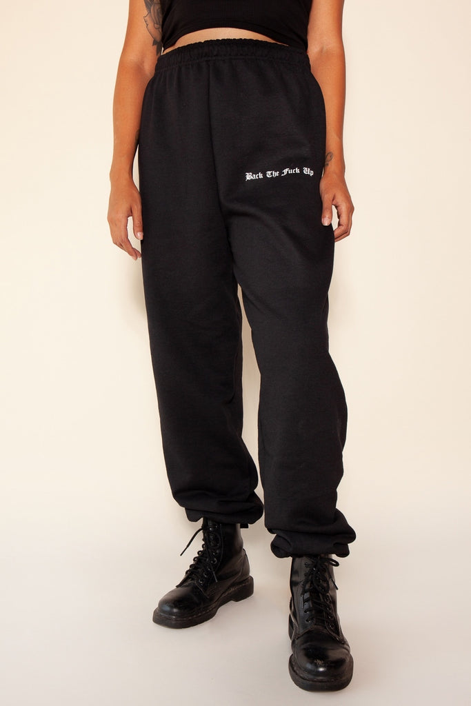 Back Up Sweatpants