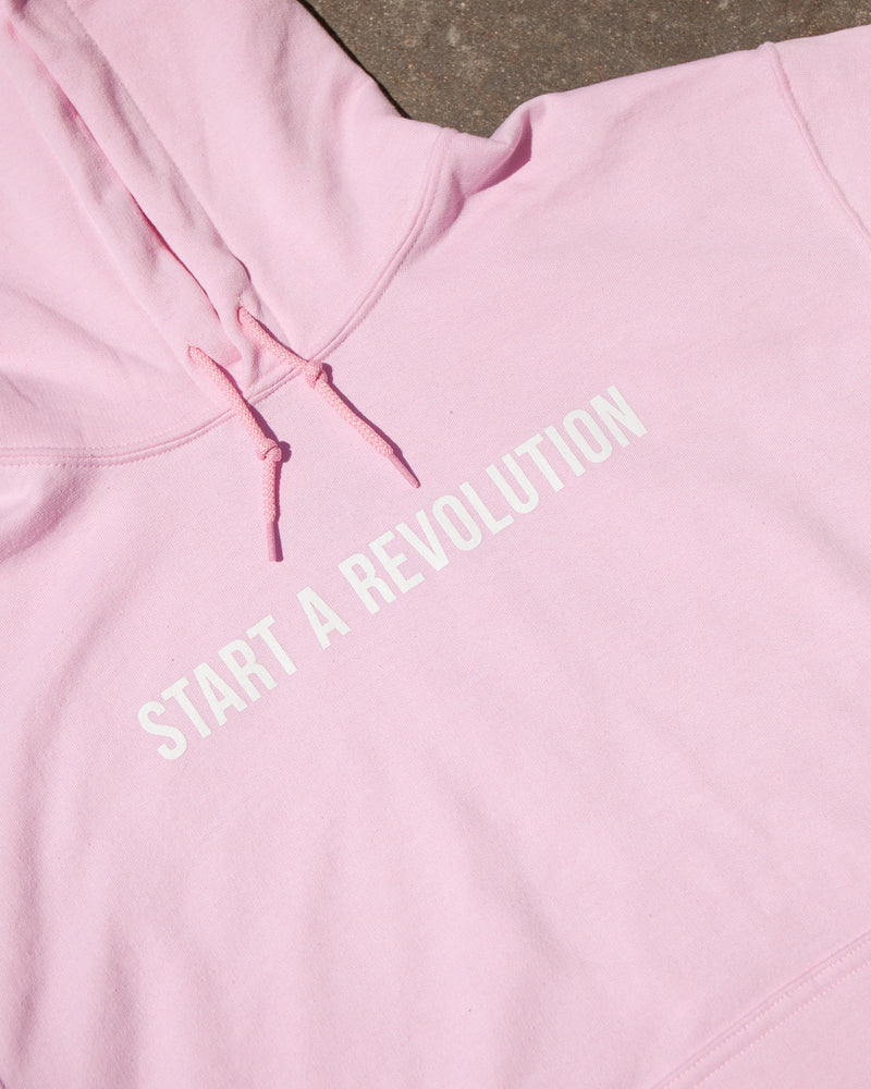 Revolution Hoodie - REBEL SOUL COLLECTIVE FEMINIST GRAPHIC TEES
