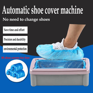 Shoe Cover Dispenser