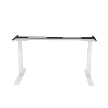 Load image into Gallery viewer, Height-Adjustable Table Base - bluespaceinteriors office furniture los angeles