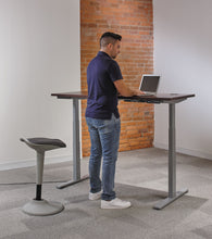 Load image into Gallery viewer, Sit-To-Stand Workspace - bluespaceinteriors office furniture los angeles