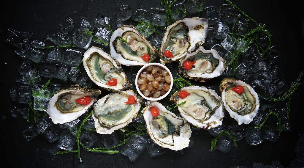 Diana's Seafood Oysters