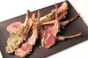 Frenched Lamb Racks (KiWi Brand) 24-26oz/Pack