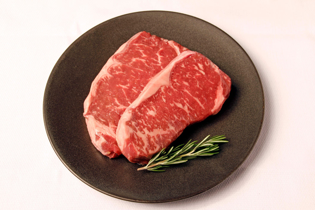 Striploin Steak 12 x 285g (3.4kg/Case)