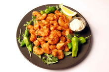 Load image into Gallery viewer, Breaded Jalapeno Popcorn Shrimp (5lb/Case)