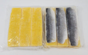 Herring Roe/Herring with Capelin Caviar (2X900G)