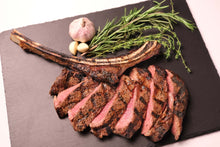 Load image into Gallery viewer, Beef Rib Tomahawk Steaks Long Bone (1.24-1.44kg) ($43.55/1kg)