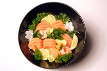 Load image into Gallery viewer, Sashimi Grade Fresh Salmon Fillet (3.75-4lb/pc)