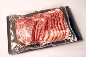 Pork Collar Butt Sliced 8mm(1kg/Pack)