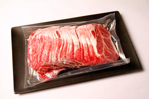 Pork Collar Butt Thin 3mm(1kg/Pack)