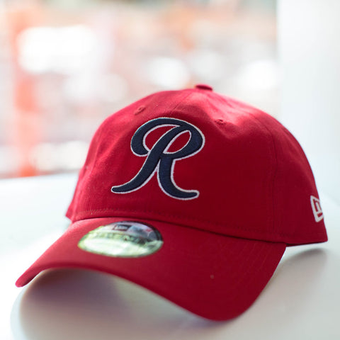Rainiers Red 9TWENTY Adjustable
