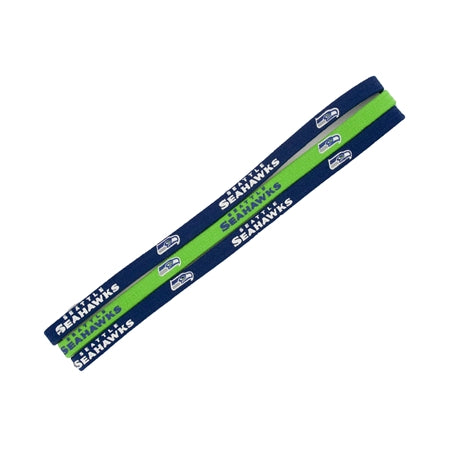 Seahawks Elastic Headbands