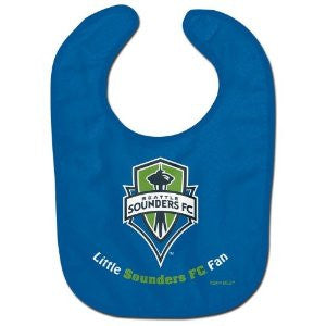 Sounders Baby Bib *ALMOST GONE!