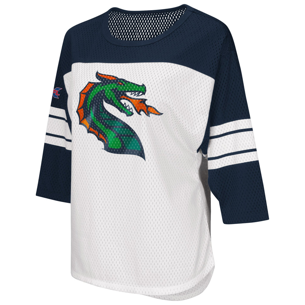 Women's XFL Dragons Mesh Jersey