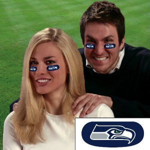 Seahawks Logo Eye Black