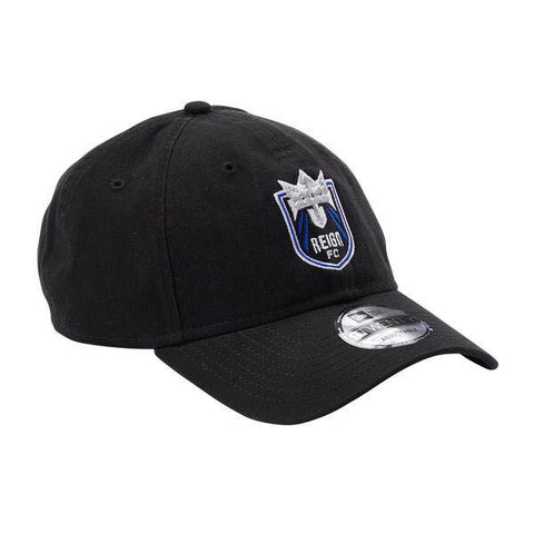 Reign FC Navy Adjustable Hat