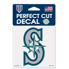 Mariners 4x4 Perfect Cut Decal