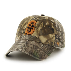 Mariners Real Tree Camo Adjustable Hat