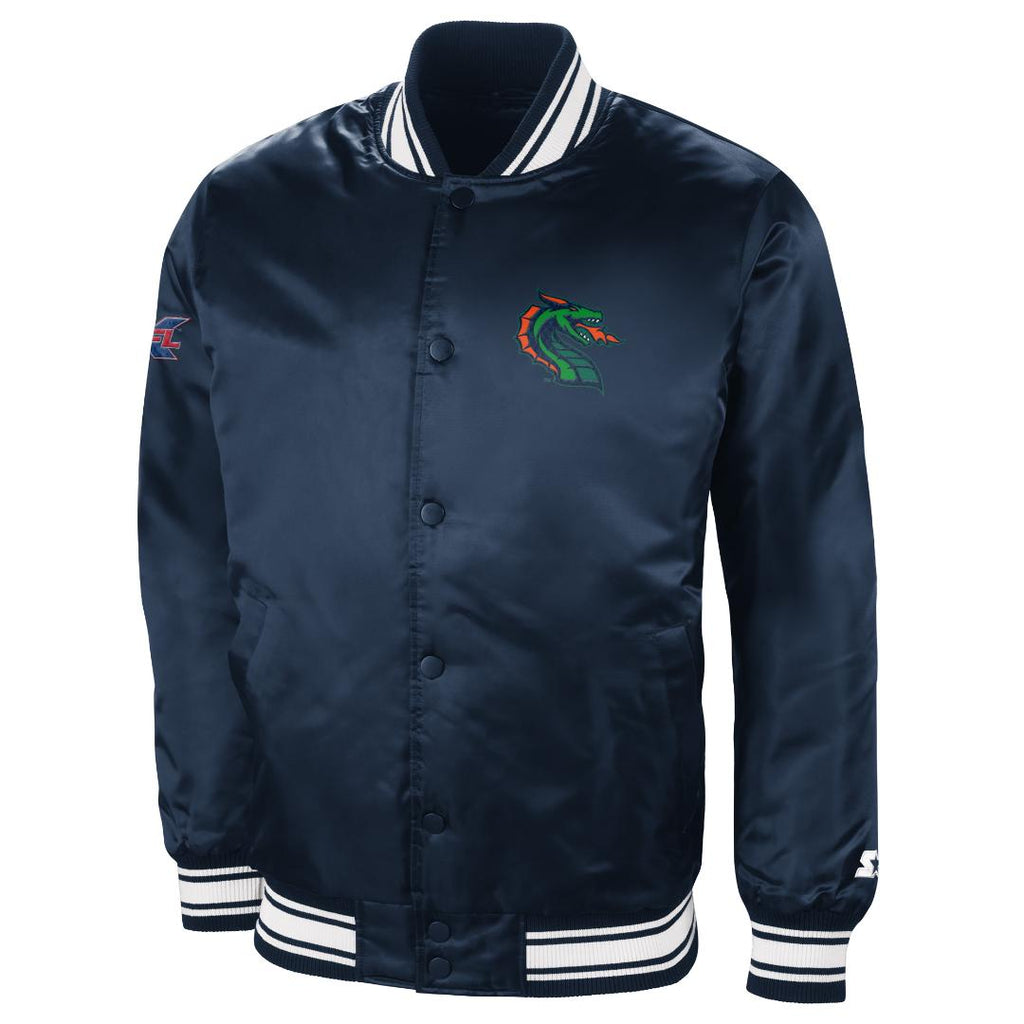 Seattle Dragons XFL Sideline Starter Jacket