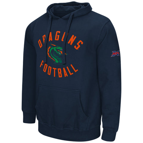 Seattle Dragons XFL Rookie Navy Pullover Hoody