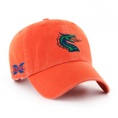 Seattle Dragons XFL Orange Hat