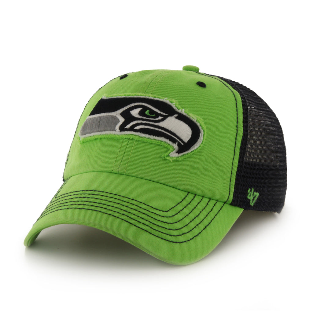 Seahawks Lime Taylor Closer Stretch Fit