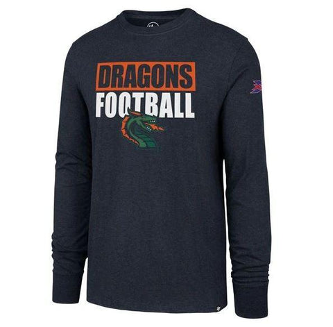 Seattle Dragons XFL Club Long Sleeve Shirt