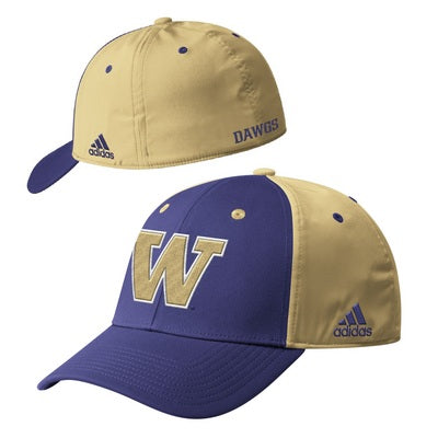 UW Huskies Coach Flex Fit Hat