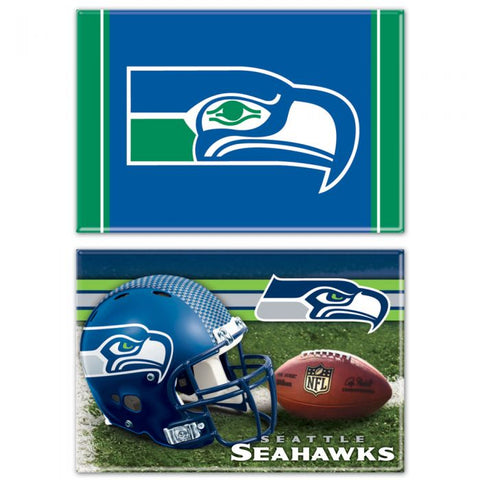 Seahawks 2-Pack Magnets