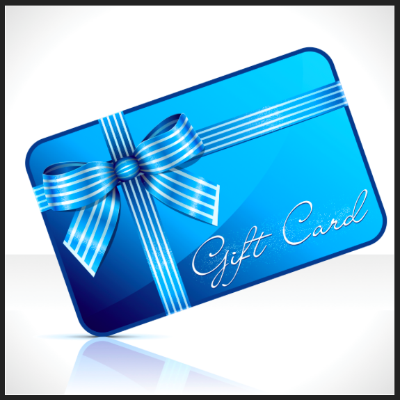 *Gift Card