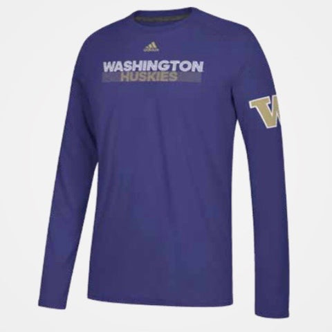UW Huskies Ultimate Long Sleeve Shirt