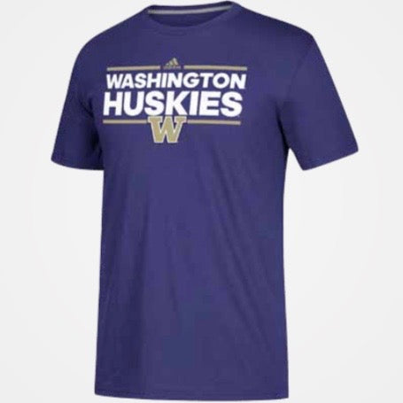 UW Huskies Performance Tee Shirt