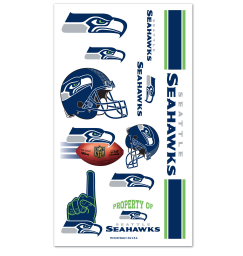 Seahawks Tattoo Pack